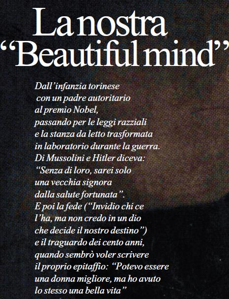 Ben noto UNA GRANDE VITA (Dario Cresto-Dina). | Triskel182 ZV31