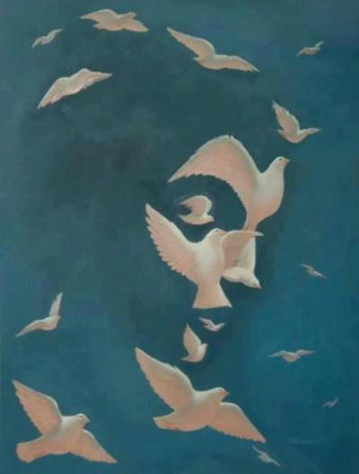 colombe viso