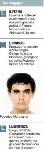 Federico Aldrovandi.