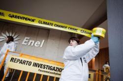 """""""La verità è che Enel col carbone realizza extra profitti ai danni della salute dei cittadini e dell'ambiente"""""""