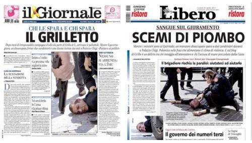 Libero e Il giornale
