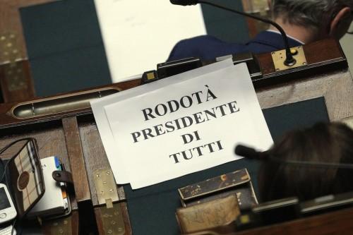 rodotà presidente