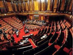 Golpetto al senato