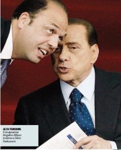 Berlusconi-alfano