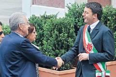 Monti -Renzi
