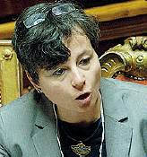 La Ministra Carrozza