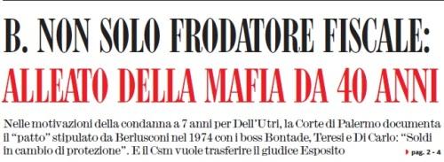 Alleato della mafia da 40 anni