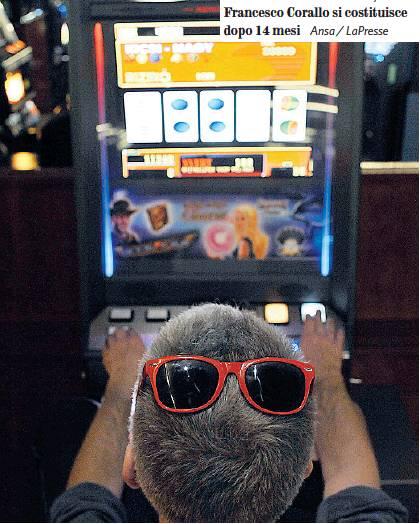 La lobby delle slot machine