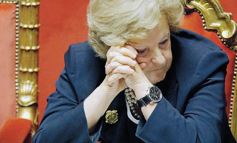 Cancellieri va alla guerra ignorante chi mi accusa for Oggi al parlamento