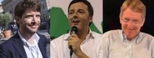 Civati-Renzi-Cuperlo