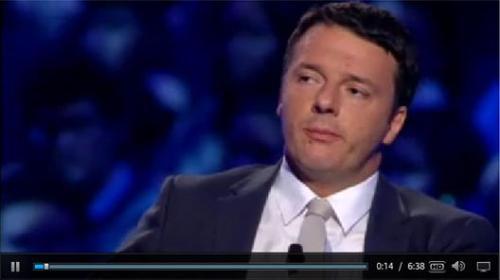 Renzi e la Cancellieri