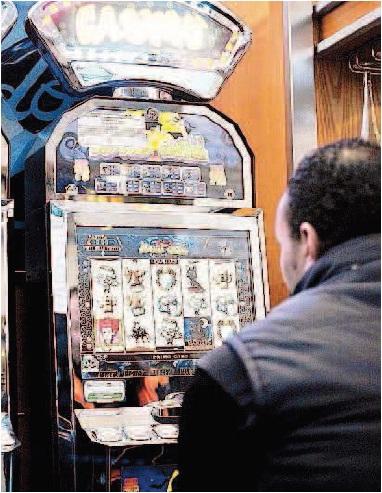 Condono slot machine 2018