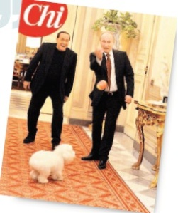 Berlusconi - Putin