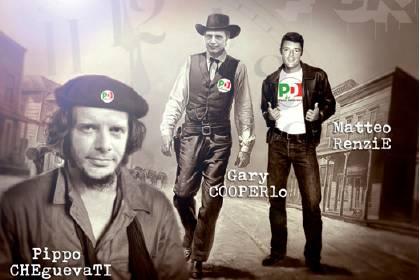 I tre caballeros
