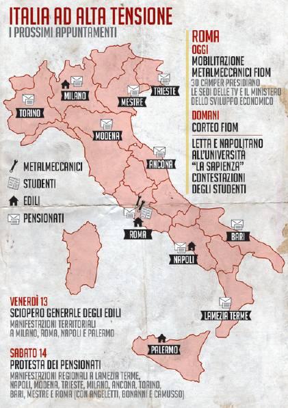 Italia ad alta tensione