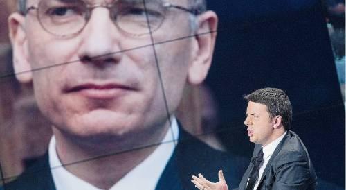 Letta e Renzi