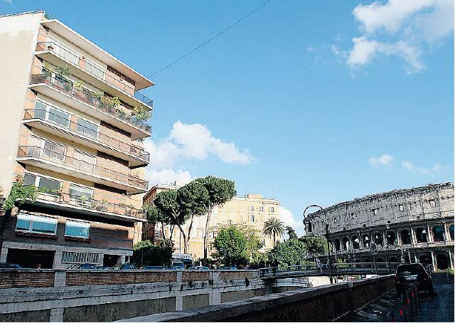 Casa al Colosseo