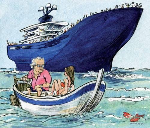 La flotta del fisco