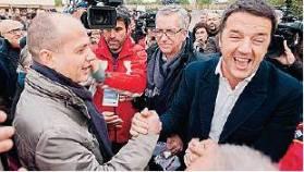 Piscedda e Renzi