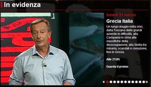 Presadiretta grecia italia