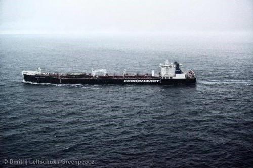 petroliera russa