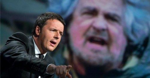 Renzi-Grillo