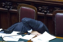 Camera dei Deputati - Comunicazioni del Presidente del Consiglio sul semestre di presidenza italiana Ue