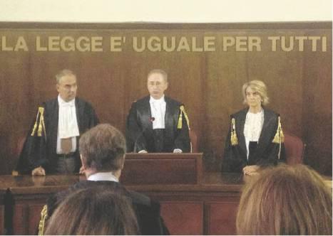I giudici