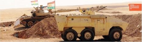 Il fronte curdo