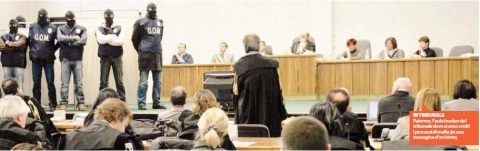 In tribunale
