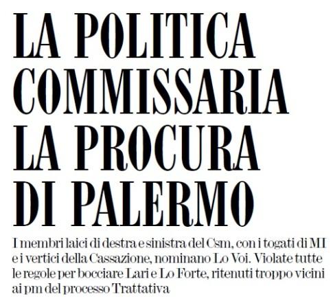 Procura di Palermo