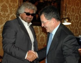 Grillo -  Prodi
