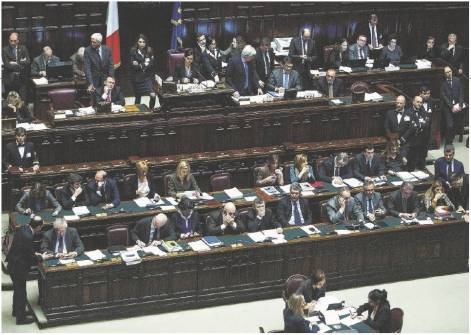 Ministri governo Renzi