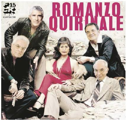 Romanzo Quirinale