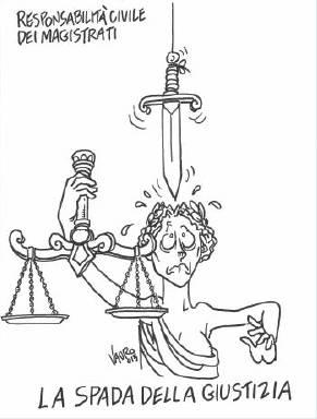 Responsabilità Civile dei Magistrati