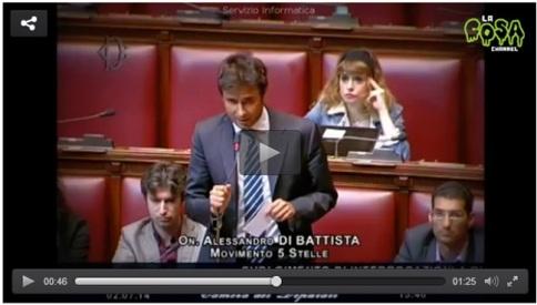 Di Battista - incalza
