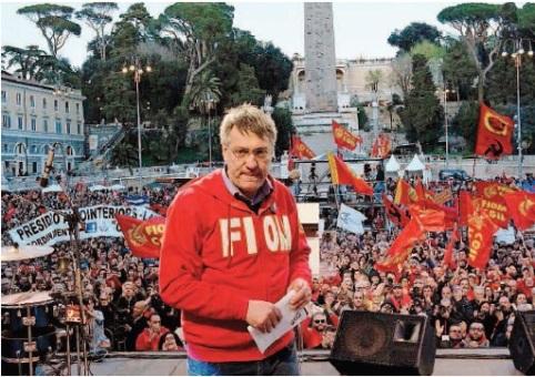 Landini - piazza del popolo