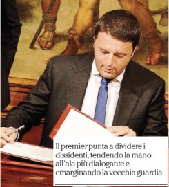 Renzi - italicum