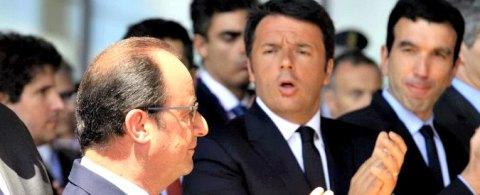 Renzi-Hollande
