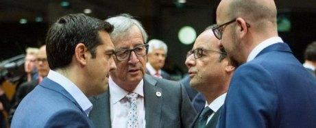 Eurosummit-Tsipras