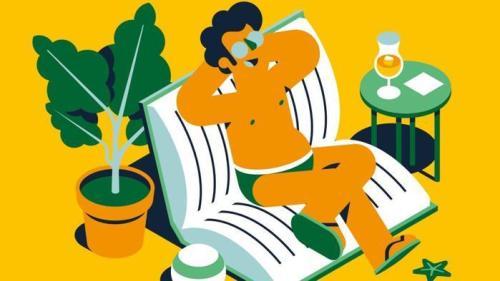 Le illustrazioni del numero in edicola di «TuttoLibri» sono di Marco Goran Romano, giovane disegnatore freelance che lavora principalmente per l'editoria italiana e straniera. Nel corso della sua carriera ha collaborato con «Forbes», «Fortune», «GQ», «Le Monde», «The Washington Post» e «Wired». Ha appena realizzato la copertina della «New York Times Review of Books»