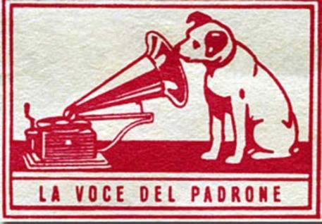 la_voce_del_padrone