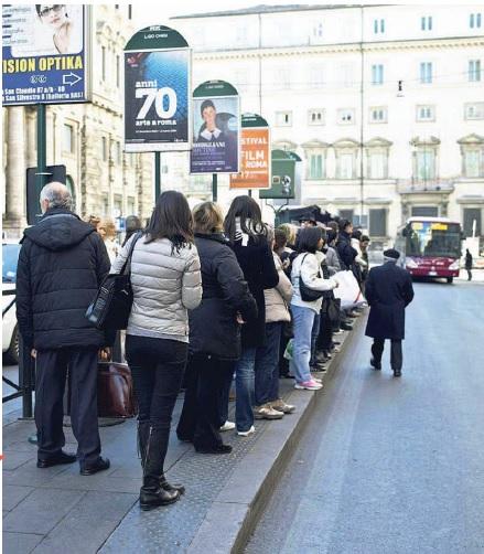 La svolta di metro e bus rimborsi per i ritardi e maxi-multe ai furbetti (CRISTIANA SALVAGNI)