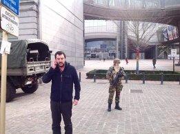 Matteo Salvini 'reporter' a Bruxelles, come rispondere a chi cavalca la paura (Giovanna Cosenza)