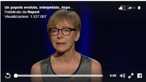 """Milena Gabanelli, l'appello sul referendum trivelle: """"Andate a votare: un popolo evoluto, interpellato, risponde"""" (VIDEO)"""
