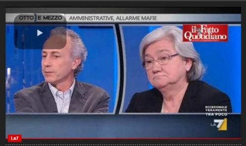 """Campania, Travaglio: """"Pd? Graziano ebbe 15mila voti e non erano tutti gratis"""""""