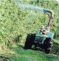 Allarme pesticidi nell'acqua contaminato il 64% di fiumi e laghi (ANTONIO CIANCIULLO)