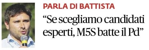 """""""Candidati esperti e conosciuti. Così possiamo battere il Pd"""" (Luca De Carolis)"""