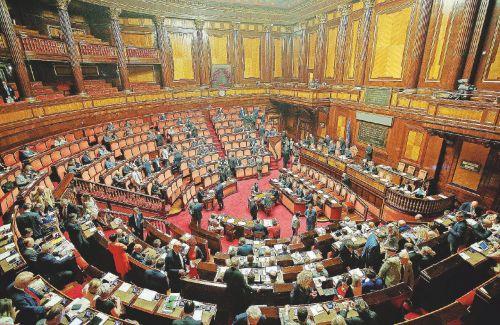 Riforme: al via in Aula Senato il ddl Boschi