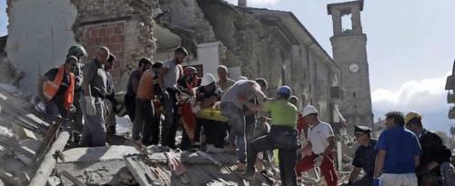 Emergenza terremoto: attiviamo subito il fondo di solidarietà dell'Ue